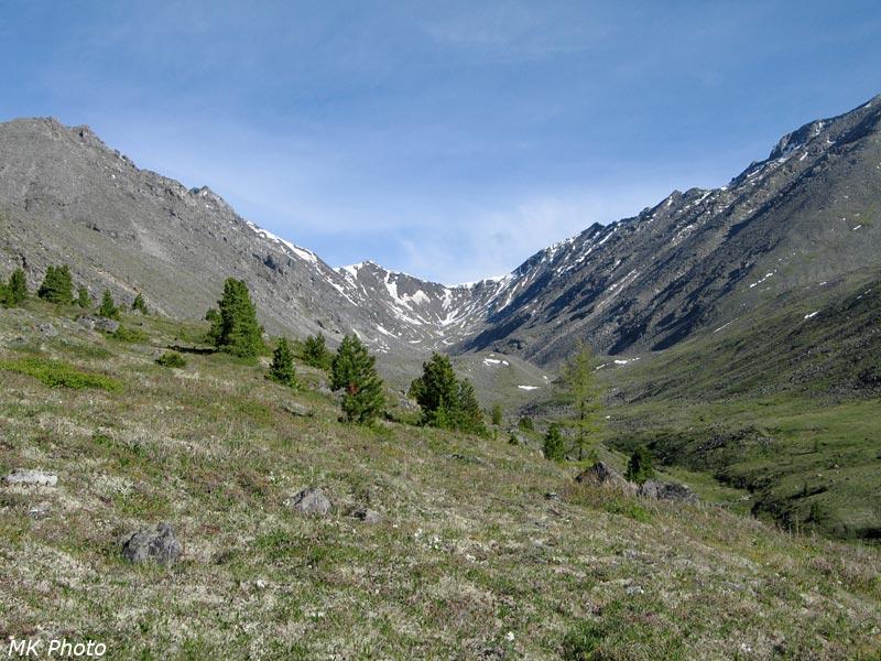 Ихе-Булнайский перевал