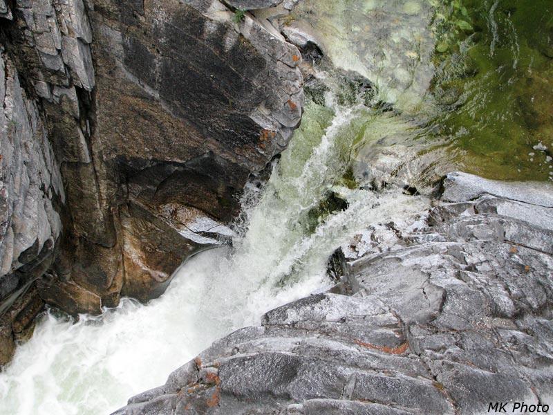Водопад на Ара-Ошее