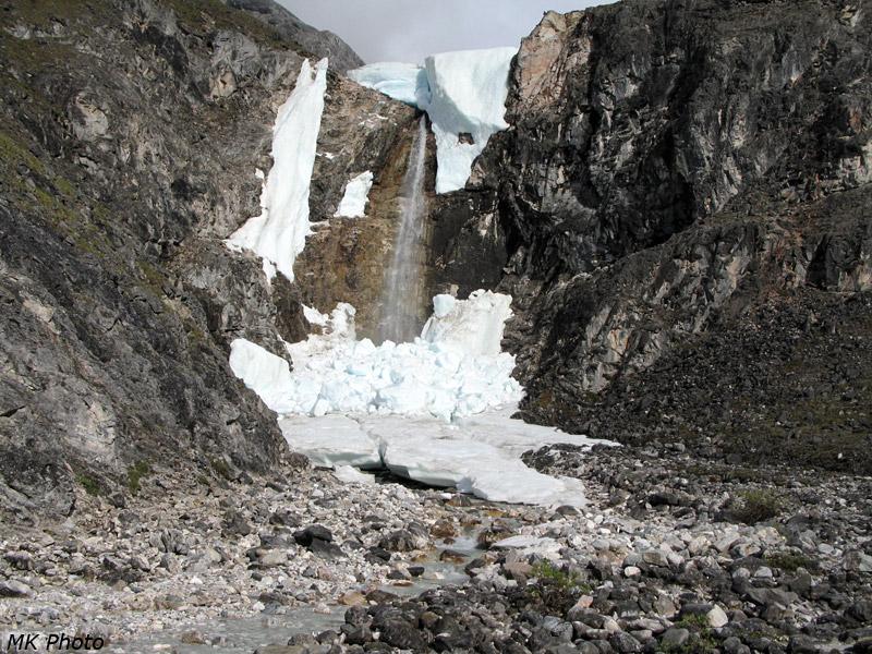 Остатки ледопада