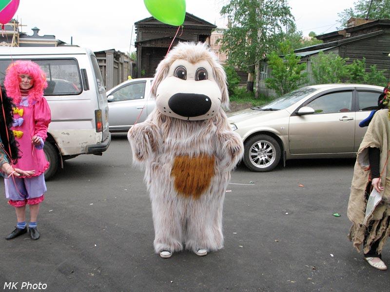 Умильный пёсик