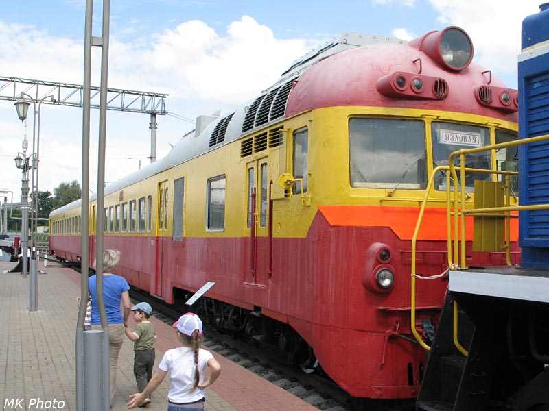 Дизель-поезд