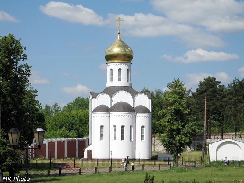 Храм УИН Минюста
