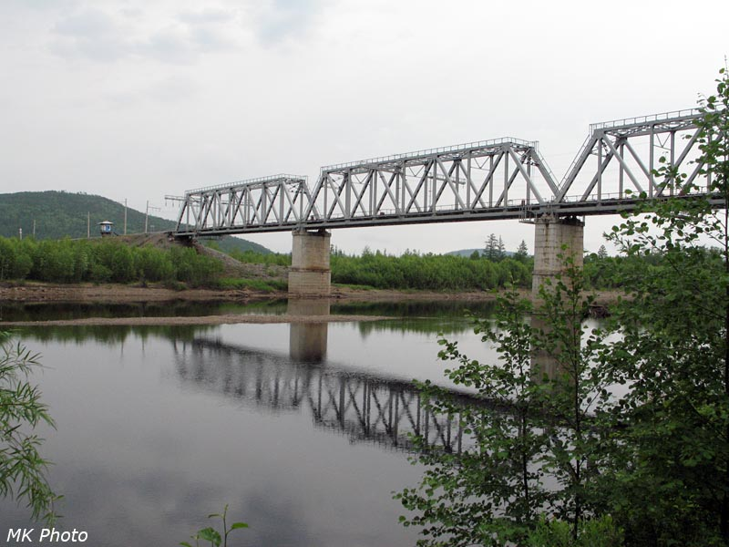 Мост через Гилюй
