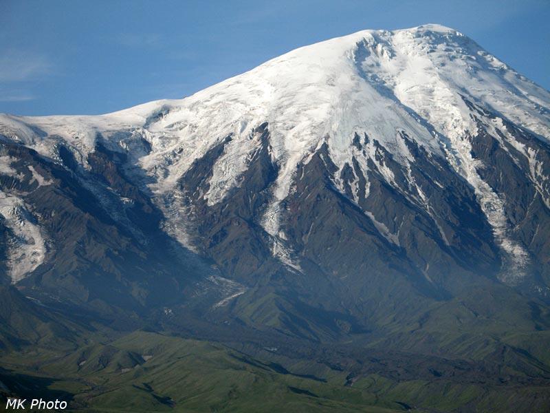 Ледник Института Вулканологии