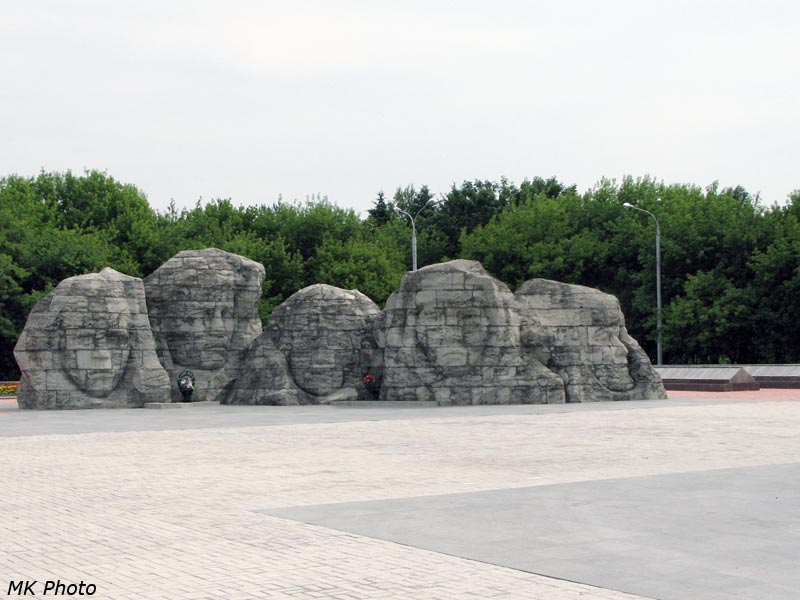 Мемориал солдатам Великой Отечественной войны