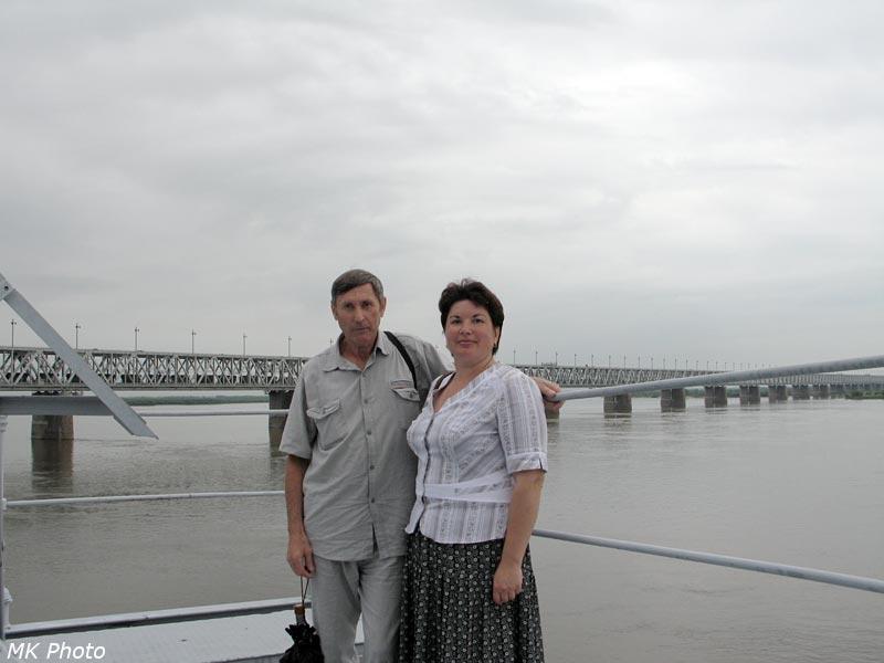 Директор музея истории ДВЖД