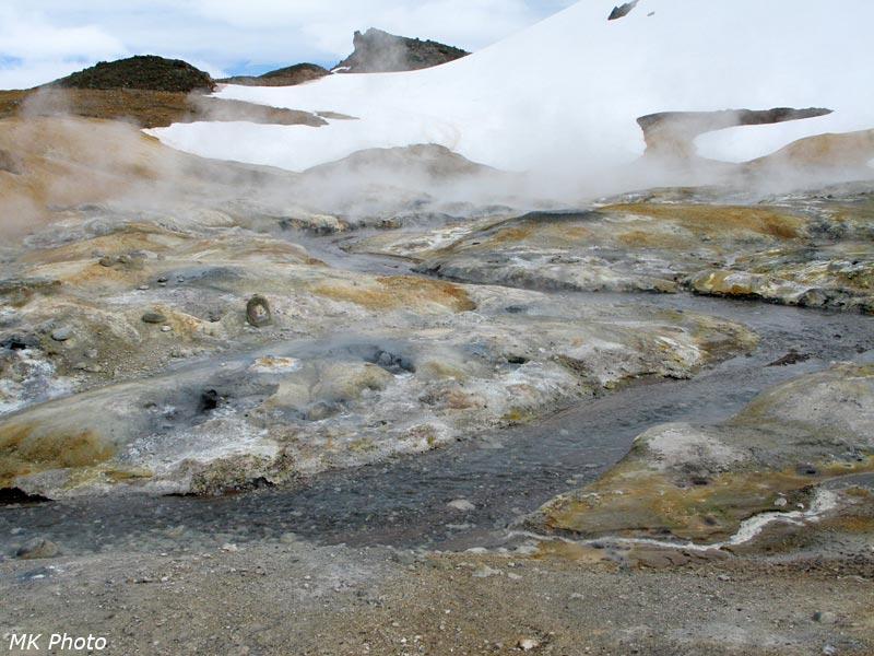 Северо-Мутновское геотермальное поле