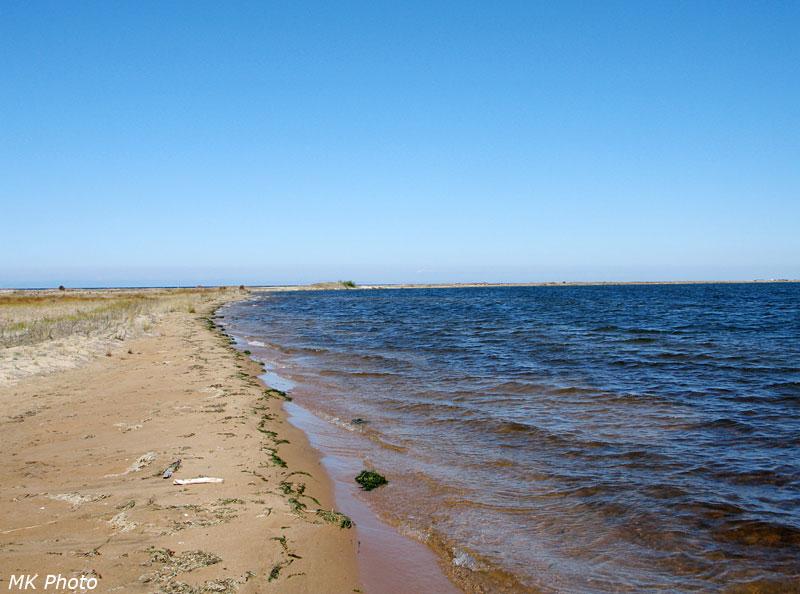 Полуостров Карга
