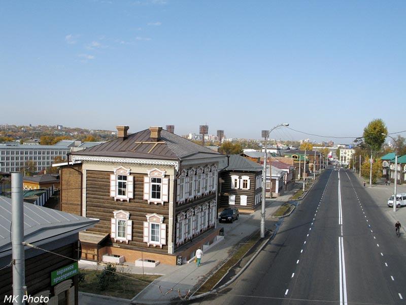 Вид на ул. Седова