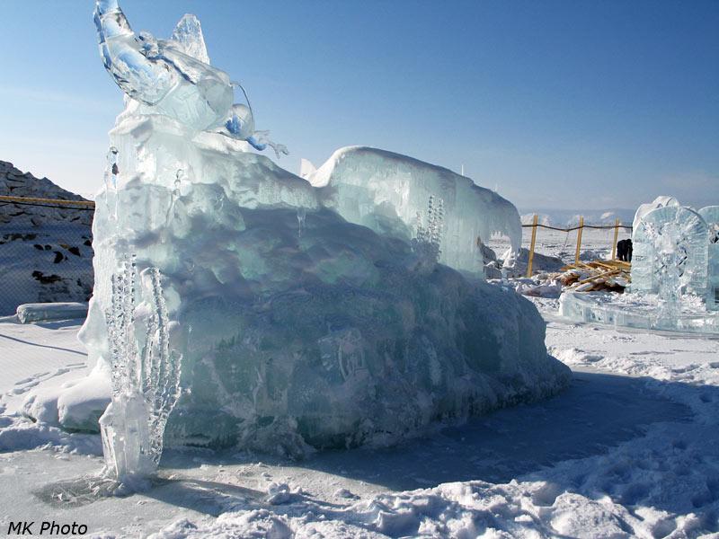 Экспедиция в подводный Байкал