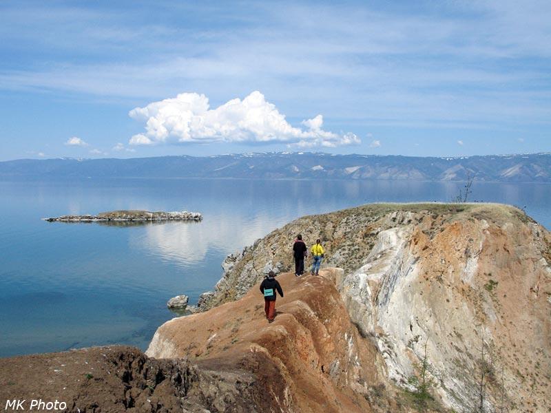 Мыс Харалдай и остров Модото