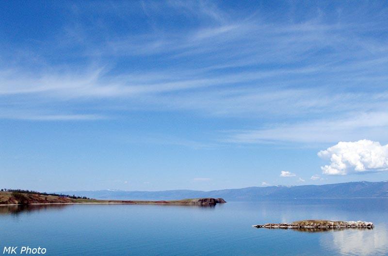 Мыс Харанцы и остров Модото