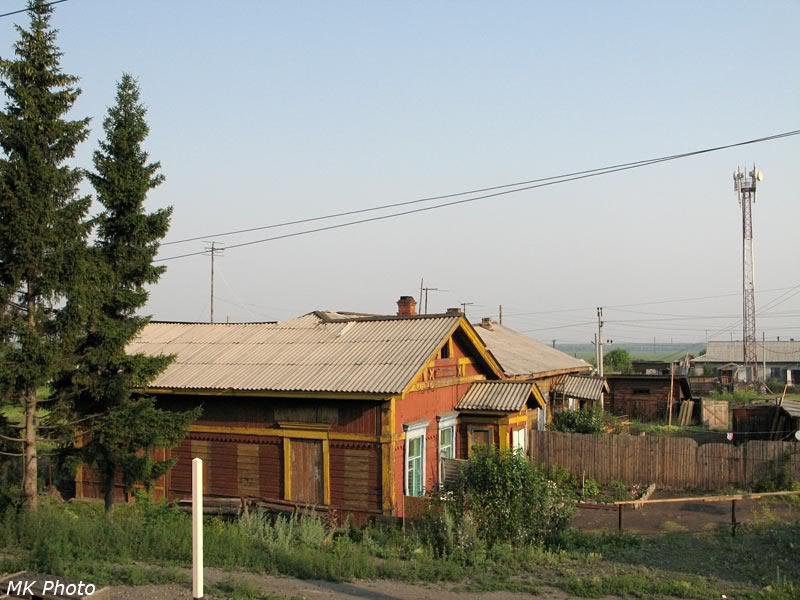 Бывший вокзал Логовушка