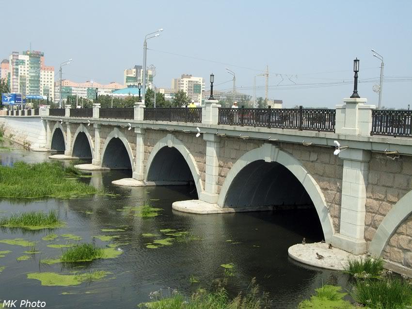 Мост на ул. Кирова