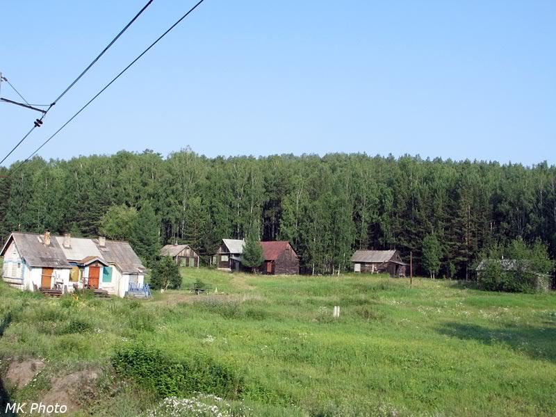 Окраина Сыростана
