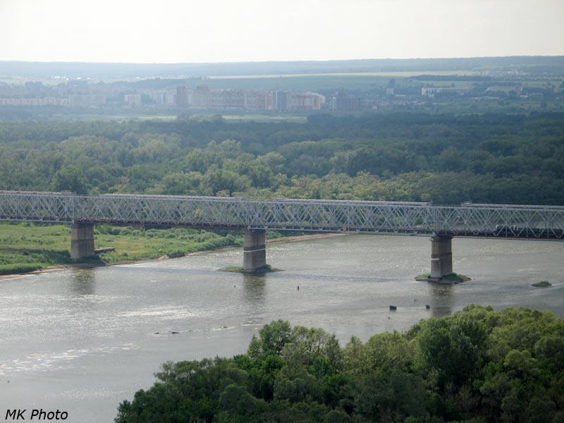 Ж/д мост через Белую