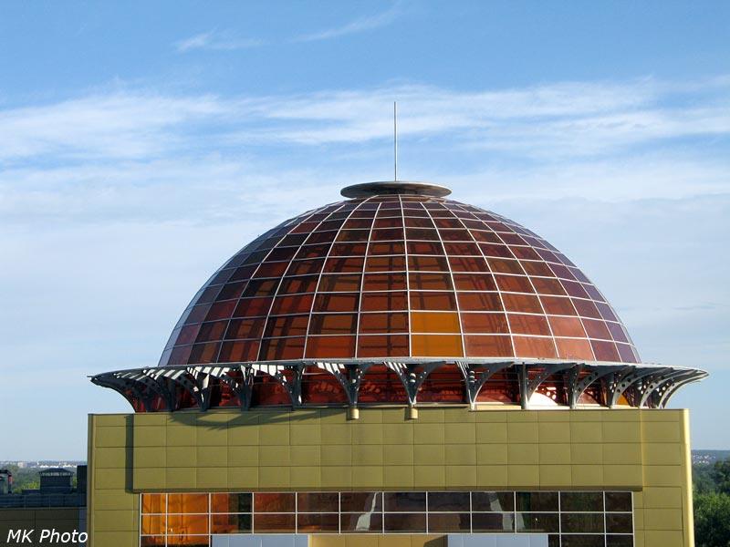Вокзальный купол