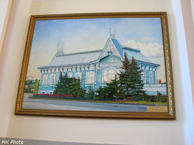 Дом городского головы М.В. Чернухина