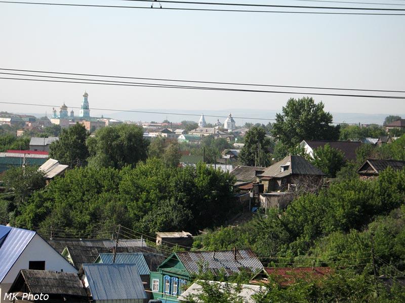 Казанский кафедральный собор в Сызрани