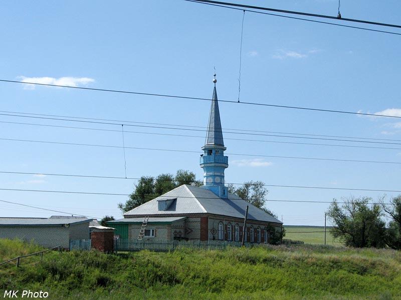 Мечеть в Никулино