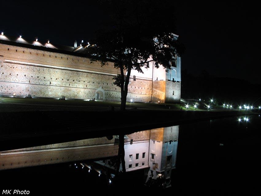 Ночное отражение