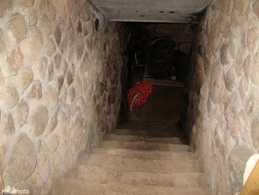 Подвал в доме мельника