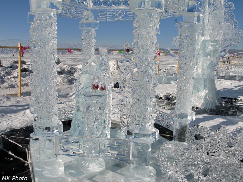 Олимпийский огонь Байкала