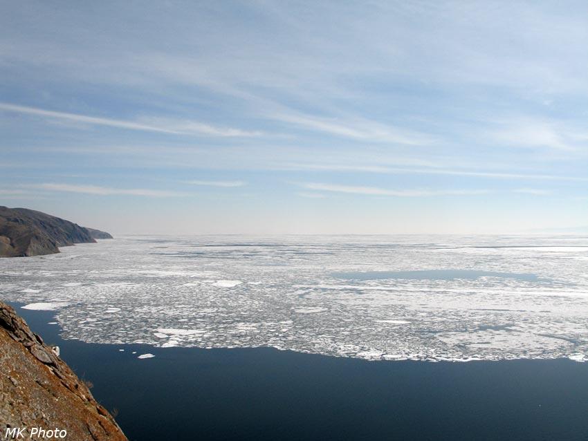 Байкальские льдины