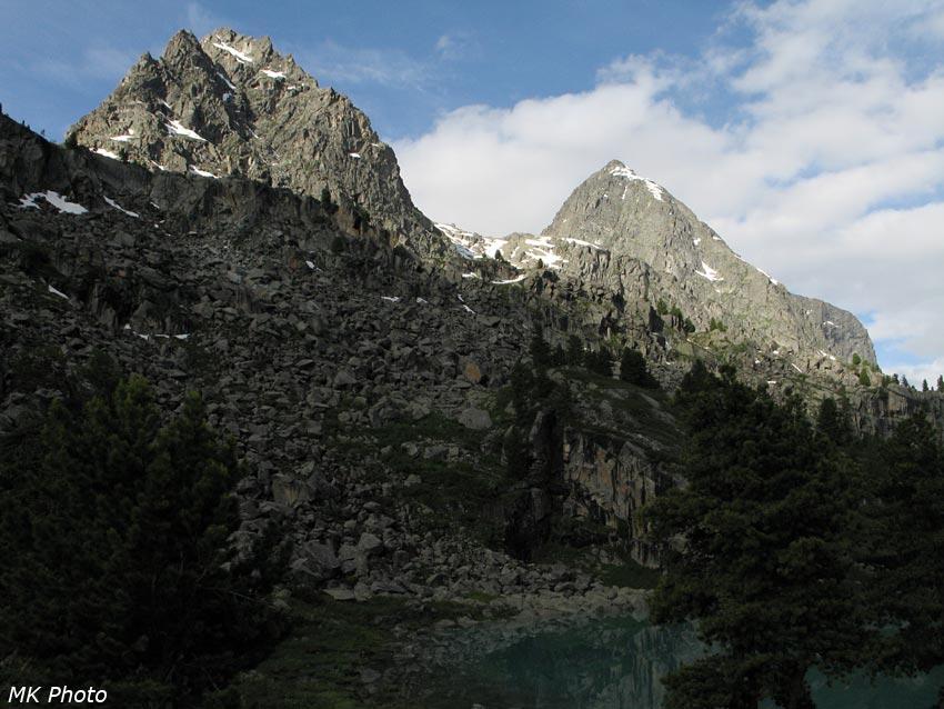 Вершины над Дарашколем