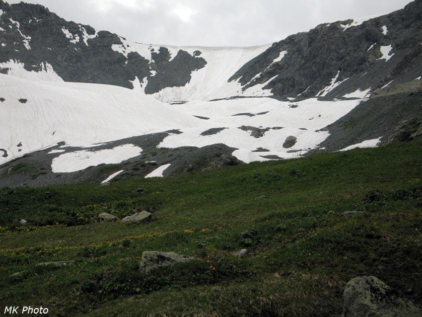 Перевал Иолдо Западный