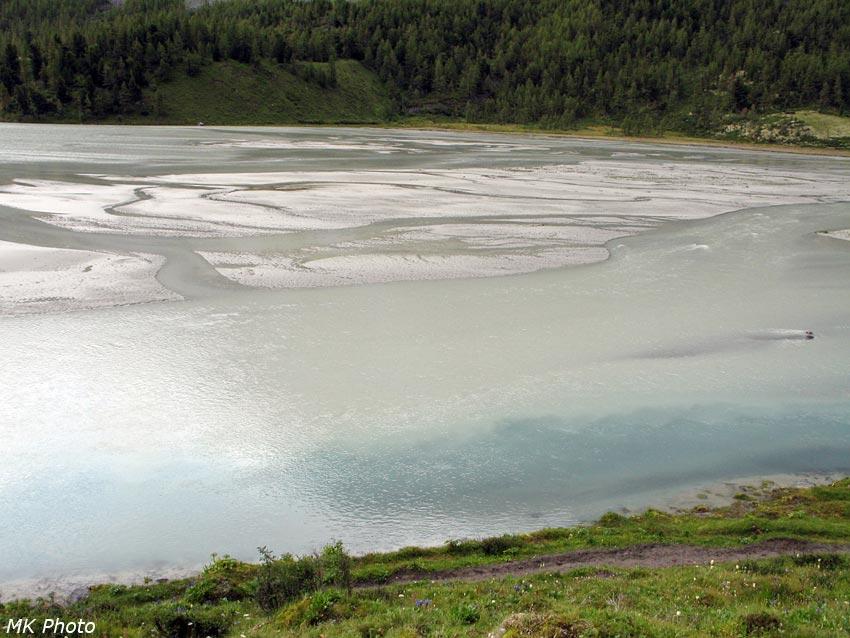 Два цвета воды: Аккем и Акоюк
