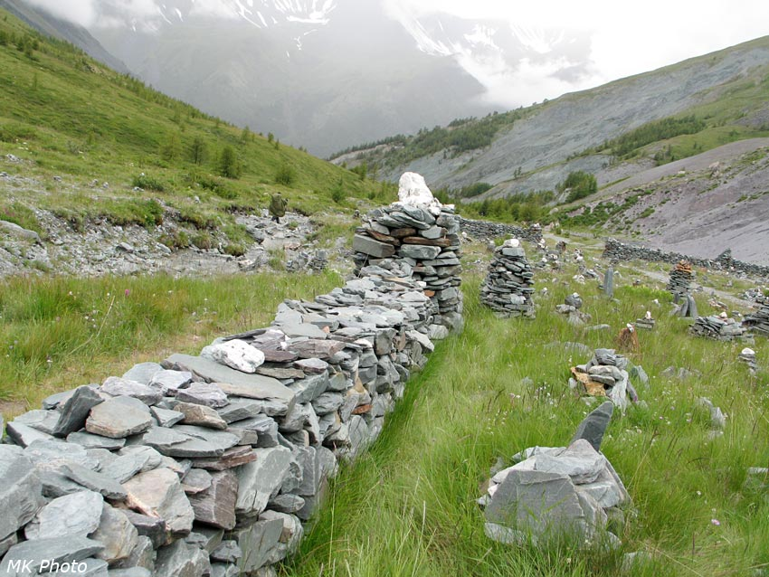 Стена каменного города