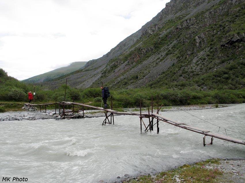 Мост через Аккем