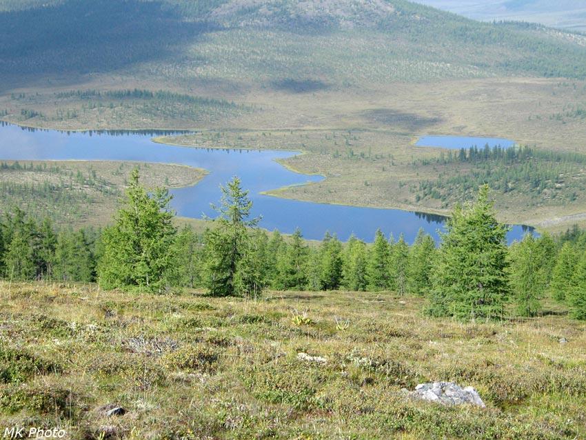 Озеро Голечное