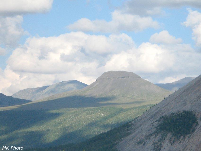 Гора Малгайта