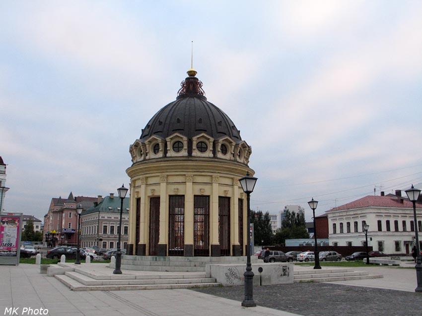 Ротонда Казанский собор