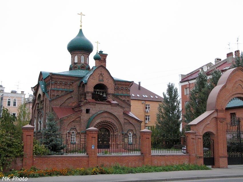 Церковь Иконы Божией Матери Казанская старообрядческая
