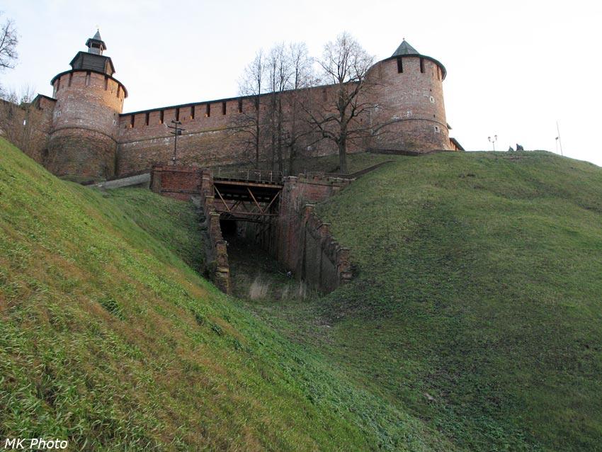 Портал фуникулёрного тоннеля
