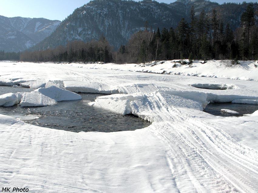 Последние часы ледового моста