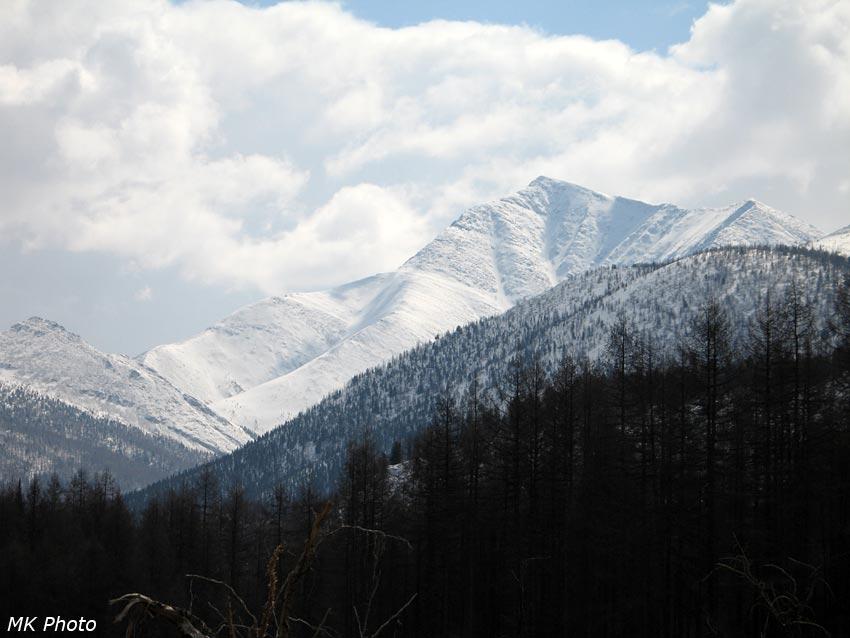 Гора 2936,3 м