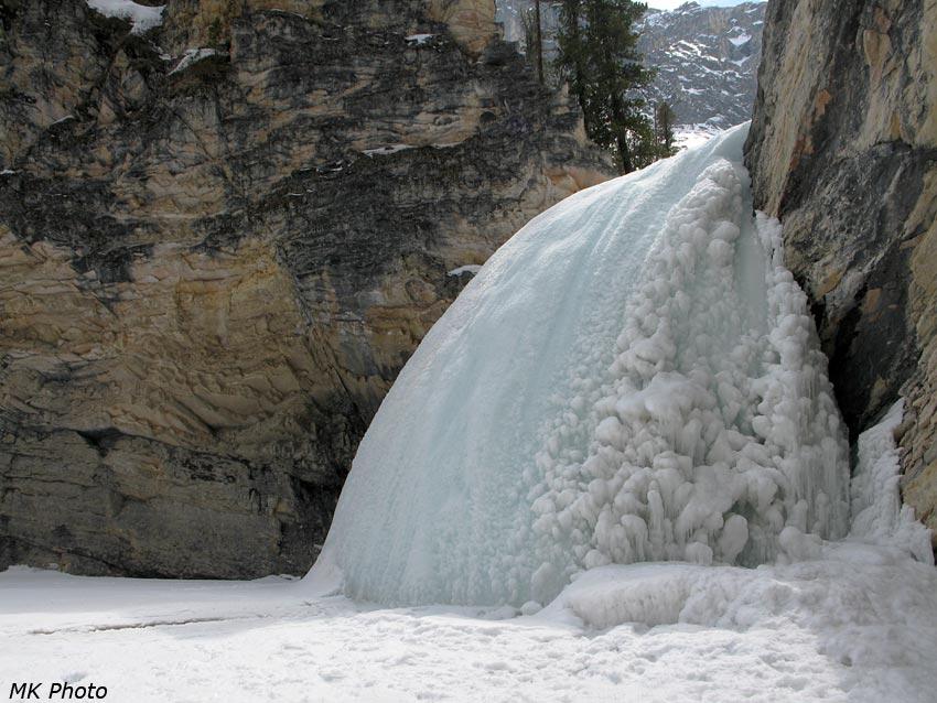 Водопад на Левом Ара-Ошее