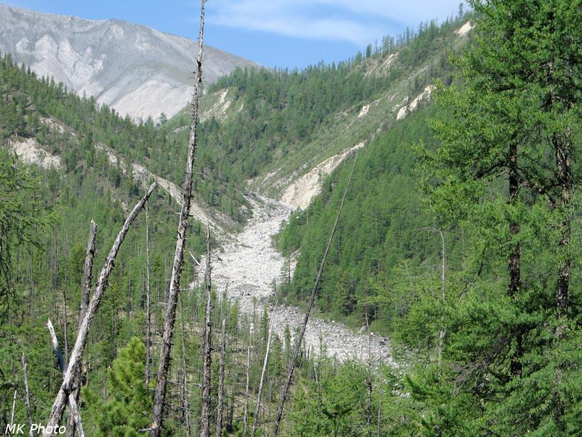 Ручей из потайной долины