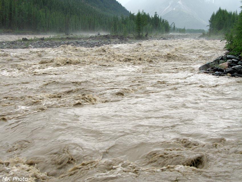 Наводнение на Шумаке