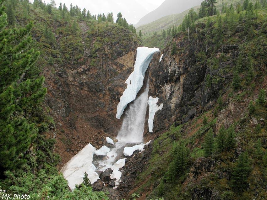 Шумакский водопад
