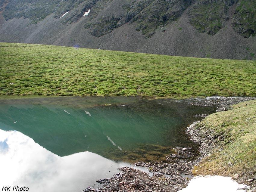 Край озера Ногон-Нур