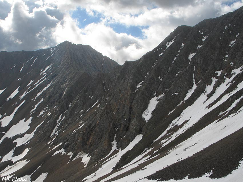 Перевал Бемедин