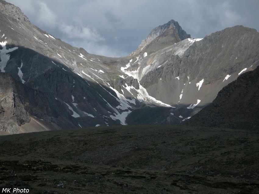 Перевалы Гранатовый и Надежда