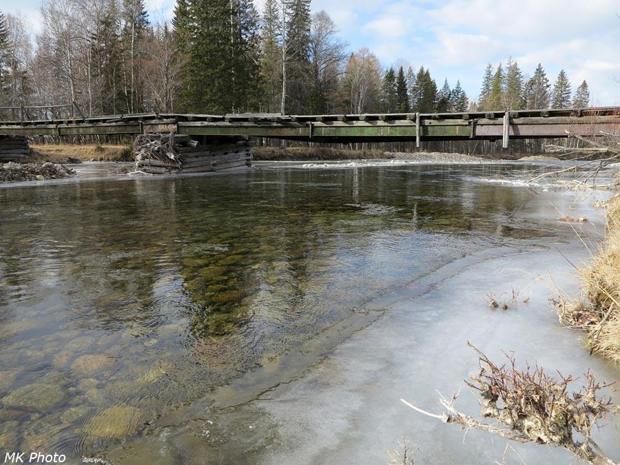 Мост через р. Большая Быстрая