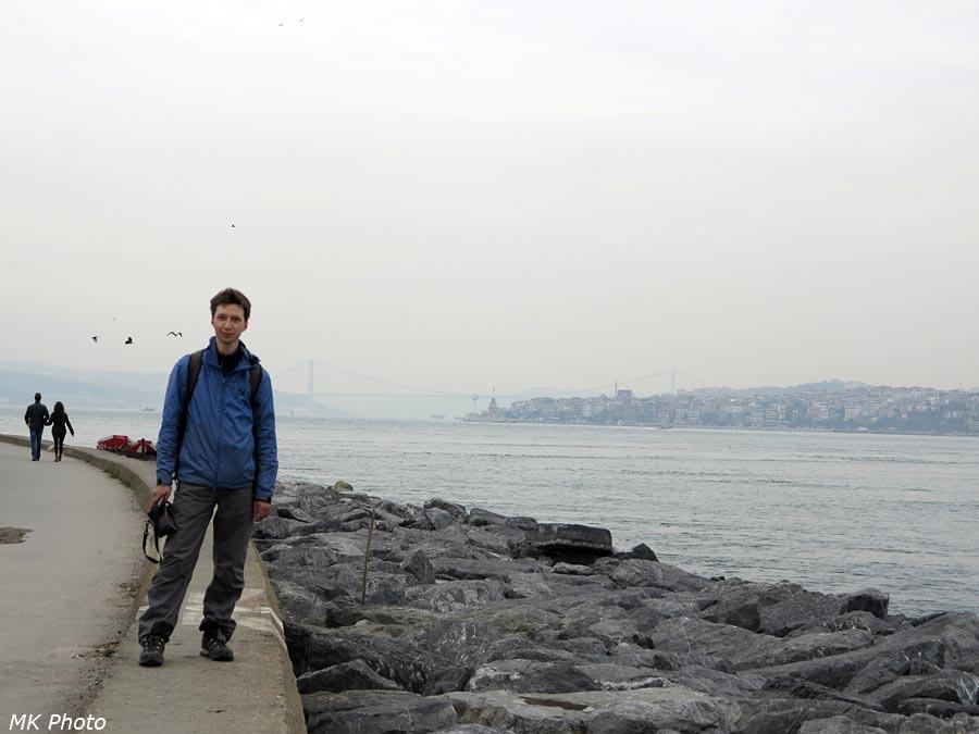 На берегу Босфора