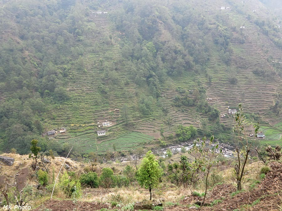 Долина Ликха Кхолы